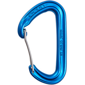 Ocun Hawk Wire Karabinek, blue